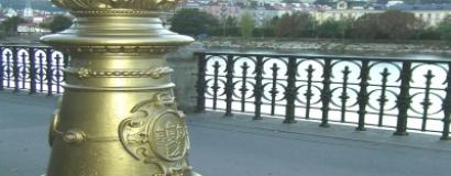 Zlatý sloup Praha