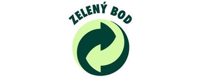 logo Zelený bod